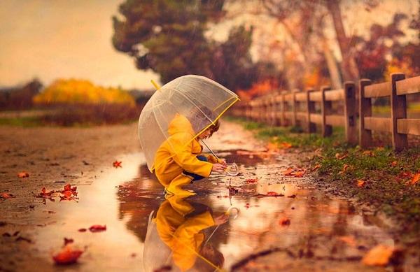 Отдых в осенние дождливые дни