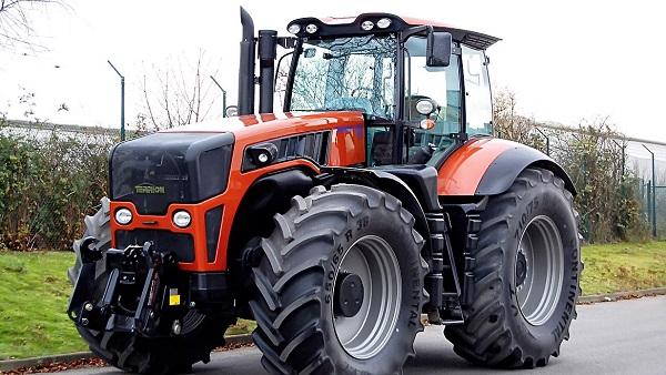 Виды подвесок тракторной техники