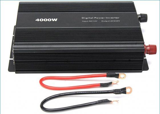 Инверторы переменного тока для автомобилей и их преимущества