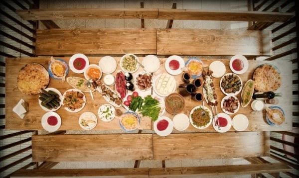 Небольшой экскурс в национальную абхазскую кухню