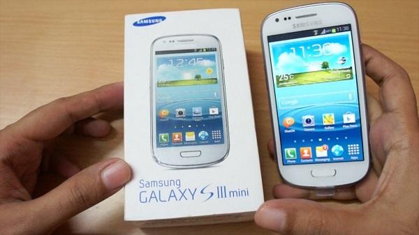 Краткий обзор смартфона Samsung Galaxy SIII