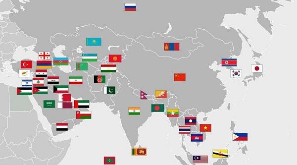 Азиатские страны: туристические контрасты