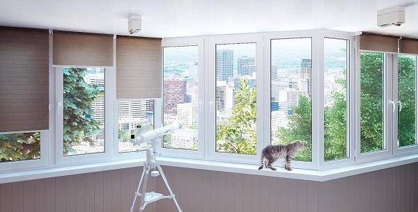Пластиковые окна как защитить свой дом от грязи и шума