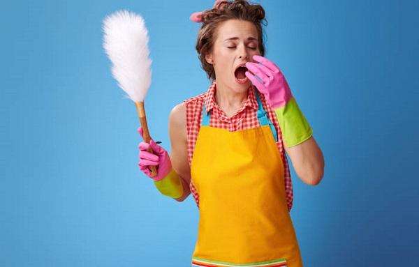 Борьба с аллергией на пыль