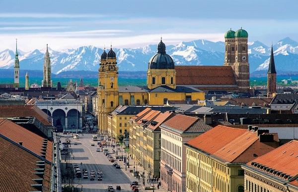 Топ-9 интересных мест и достопримечательностей Мюнхена